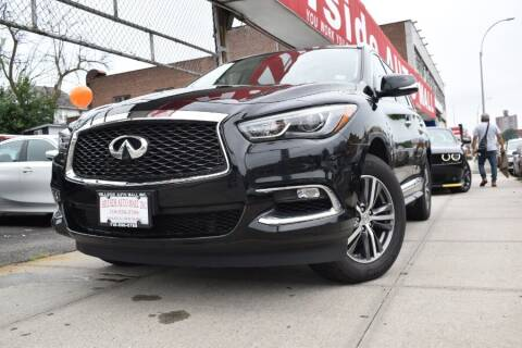 2018 Infiniti QX60 for sale at HILLSIDE AUTO MALL INC in Jamaica NY