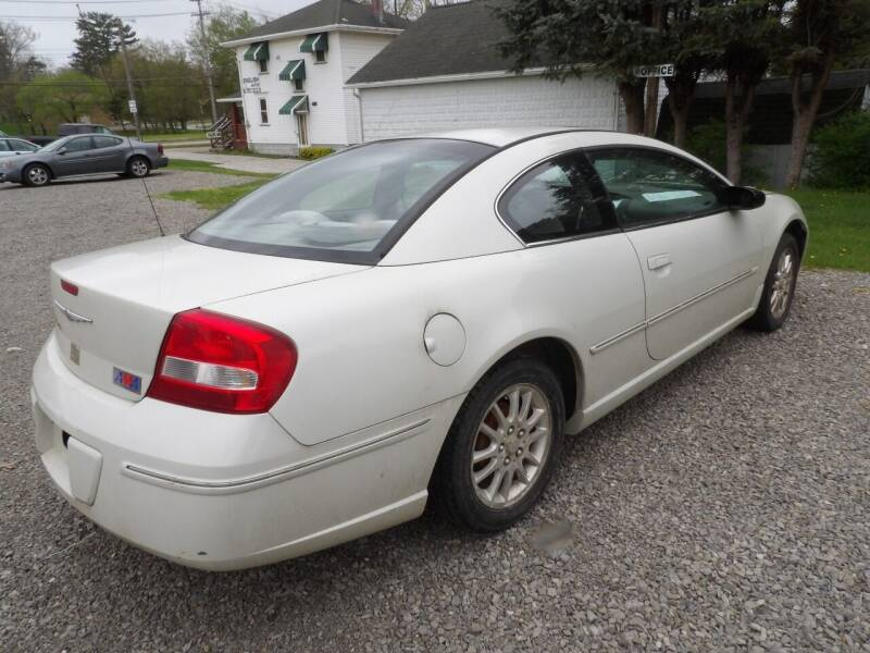 2004 Chrysler Sebring for sale at English Autos in Grove City PA
