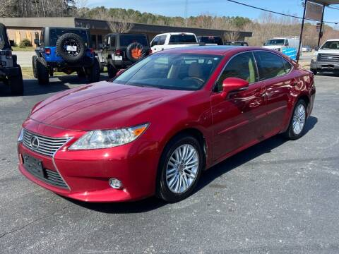 2014 Lexus ES 350 for sale at Luxury Auto Innovations in Flowery Branch GA