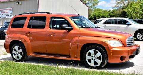 2008 Chevrolet HHR for sale at PINNACLE ROAD AUTOMOTIVE LLC in Moraine OH