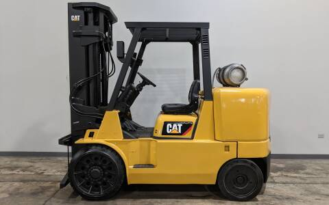 2012 Caterpillar GC70K