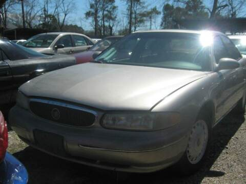 1998 Buick Century for sale at Ody's Autos in Houston TX