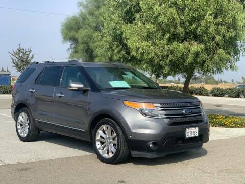 2013 Ford Explorer for sale at Esquivel Auto Depot in Rialto CA