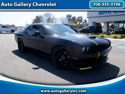 2019 Dodge Challenger for sale at Auto Gallery Chevrolet in Commerce GA