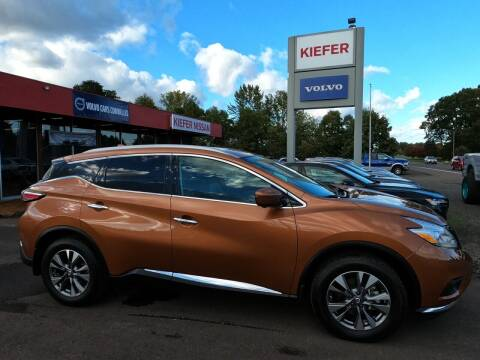 2017 Nissan Murano for sale at Kiefer Nissan Budget Lot in Albany OR