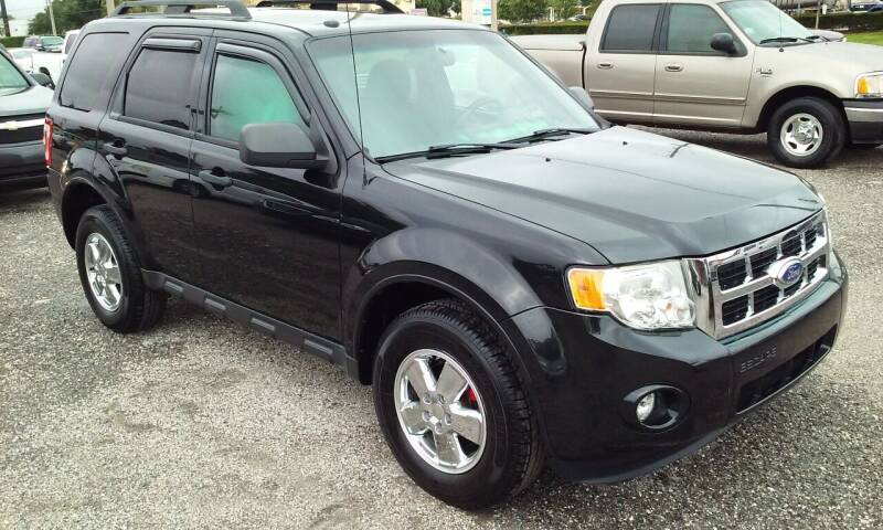 2011 Ford Escape for sale at Pinellas Auto Brokers in Saint Petersburg FL