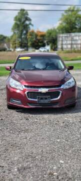2015 Chevrolet Malibu for sale at Wildfire Motors in Richmond IN