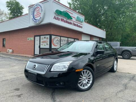 2007 Mercury Milan for sale at GMA Automotive Wholesale in Toledo OH