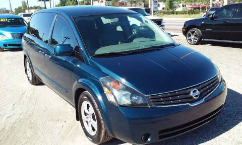 2008 Nissan Quest for sale at Pinellas Auto Brokers in Saint Petersburg FL