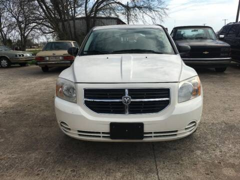2008 Dodge Caliber for sale at OLVERA AUTO SALES in Terrell TX