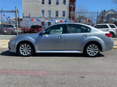2012 Subaru Legacy for sale at G1 Auto Sales in Paterson NJ