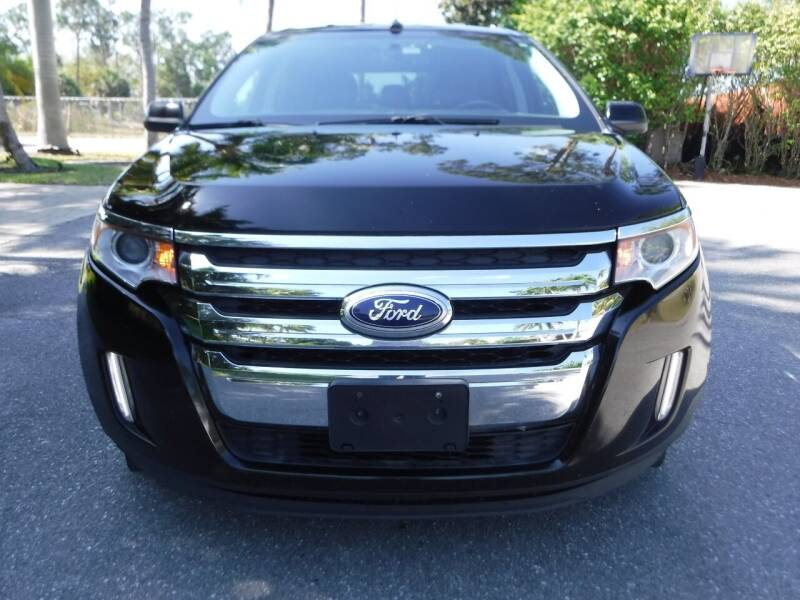2012 Ford Edge for sale at Seven Mile Motors, Inc. in Naples FL
