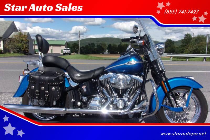 2005 Harley-Davidson Heritage Springer for sale at Star Auto Sales in Fayetteville PA