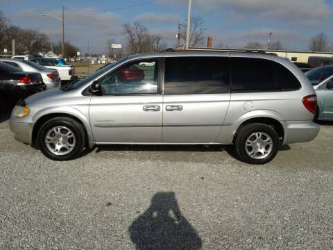 2001 Dodge Grand Caravan for sale at MIKE'S CYCLE & AUTO in Connersville IN