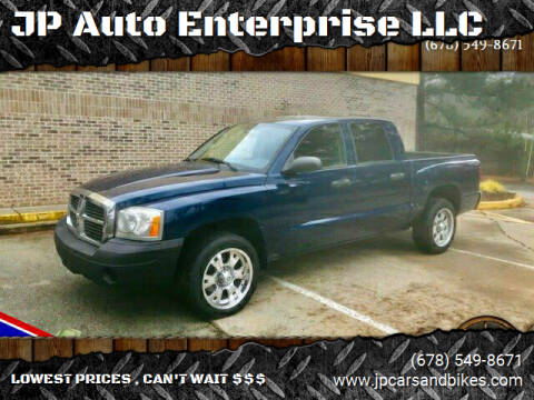 2007 Dodge Dakota for sale at JP Auto Enterprise LLC in Duluth GA
