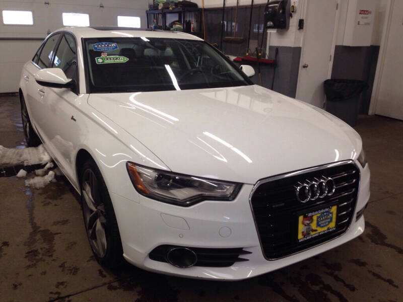 2013 Audi A6 for sale at MR Auto Sales Inc. in Eastlake OH