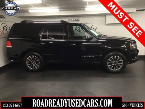 2017 Lincoln Navigator for sale at Road Ready Used Cars in Ansonia CT