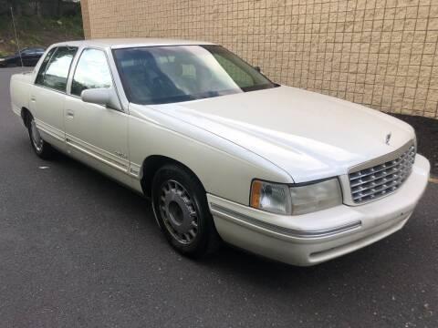 1998 Cadillac DeVille for sale at Z Motorz Company in Philadelphia PA