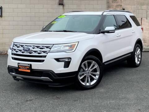 2019 Ford Explorer for sale at Somerville Motors in Somerville MA