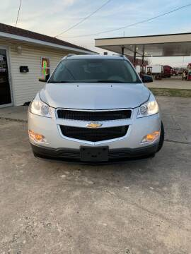2012 Chevrolet Traverse for sale at Adan Auto Credit in Effingham IL