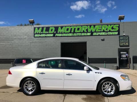 2006 Buick Lucerne for sale at MLD Motorwerks Pre-Owned Auto Sales - MLD Motorwerks, LLC in Eastpointe MI