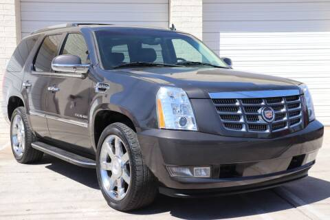 2010 Cadillac Escalade for sale at MG Motors in Tucson AZ