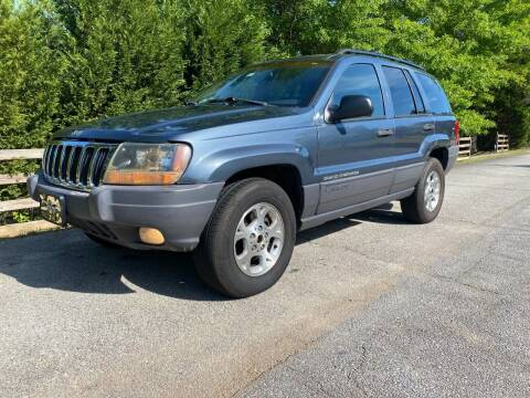2001 Jeep Grand Cherokee for sale at Front Porch Motors Inc. in Conyers GA