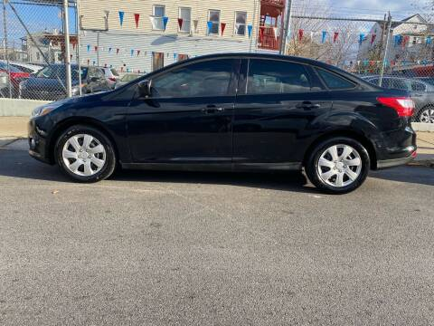 2012 Ford Focus for sale at G1 Auto Sales in Paterson NJ