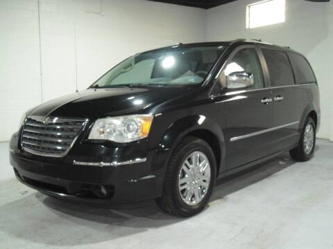 2010 Chrysler Town and Country for sale at Ohio Motor Cars in Parma OH