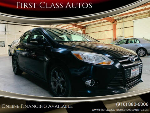 2014 Ford Focus for sale at Car Source Center in West Sacramento CA