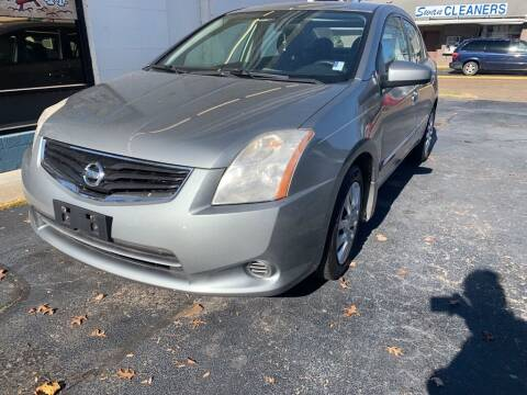 2010 Nissan Sentra for sale at Superior Automotive Group in Owensboro KY