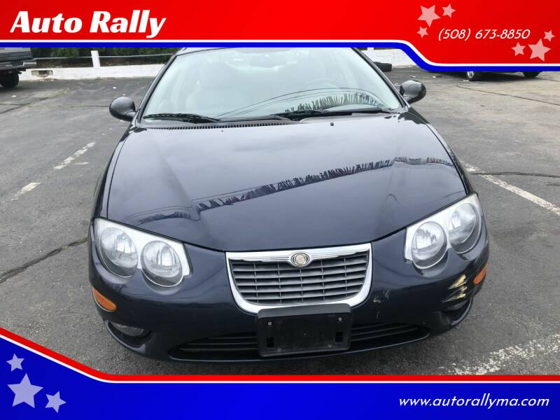 2003 Chrysler 300M for sale at Auto Rally in Fall River MA
