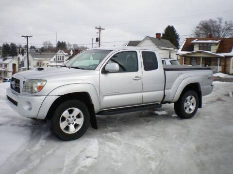 2011 Toyota Tacoma for sale at Starrs Used Cars Inc in Barnesville OH