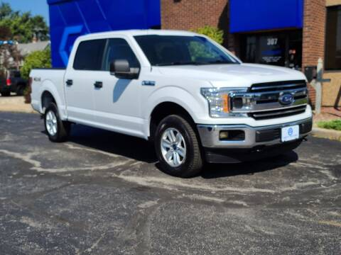 2018 Ford F-150 for sale at Mighty Motors in Adrian MI
