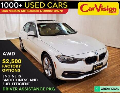 2017 BMW 3 Series for sale at Car Vision Buying Center in Norristown PA