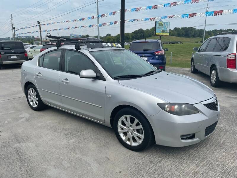 2007 Mazda MAZDA3 for sale at Autoway Auto Center in Sevierville TN