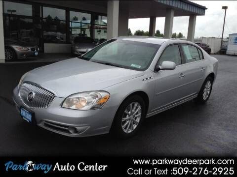 2010 Buick Lucerne for sale at PARKWAY AUTO CENTER AND RV in Deer Park WA