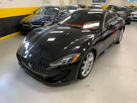 2014 Maserati GranTurismo for sale at Newton Automotive and Sales in Newton MA