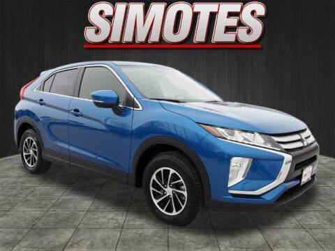 2020 Mitsubishi Eclipse Cross for sale at SIMOTES MOTORS in Minooka IL