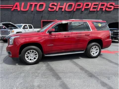 2015 GMC Yukon for sale at AUTO SHOPPERS LLC in Yakima WA