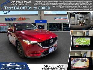 2017 Mazda CX-5 for sale at Best Auto Outlet in Floral Park NY