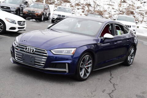 2018 Audi S5 Sportback for sale at Automall Collection in Peabody MA