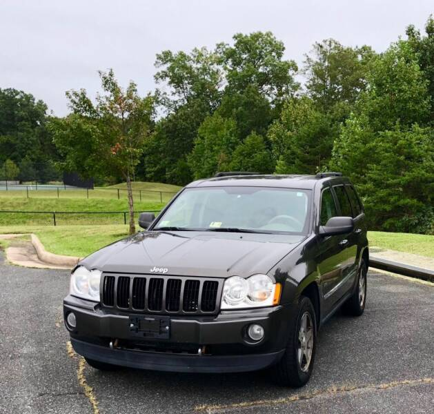 2006 Jeep Grand Cherokee for sale at ONE NATION AUTO SALE LLC in Fredericksburg VA