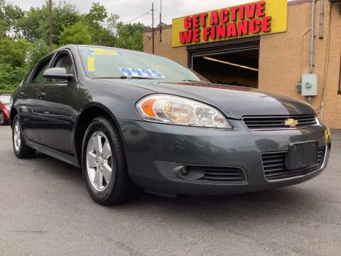 2011 Chevrolet Impala for sale at Active Auto Sales Inc in Philadelphia PA