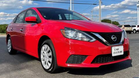 2017 Nissan Sentra for sale at Car Culture in Warren OH