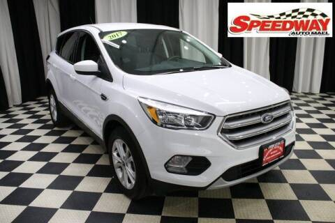 2017 Ford Escape for sale at SPEEDWAY AUTO MALL INC in Machesney Park IL