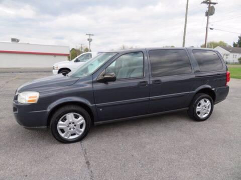 2008 Chevrolet Uplander for sale at DUNCAN SUZUKI in Pulaski VA