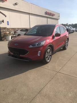 2020 Ford Escape for sale at Head Motor Company - Head Indian Motorcycle in Columbia MO