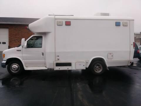2000 Ford / Dodgen E450 for sale at Veto Enterprises, Inc. in Sycamore IL
