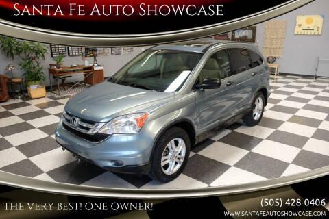 2010 Honda CR-V for sale at Santa Fe Auto Showcase in Santa Fe NM